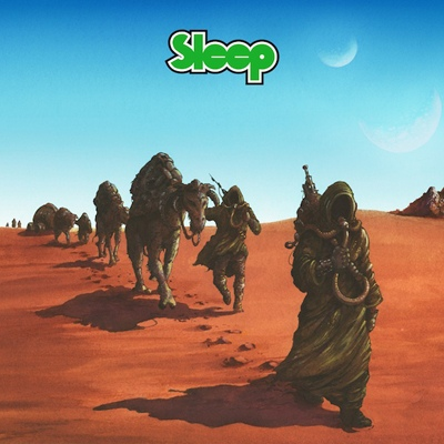 "SLEEP ""Dopesmoker"" DOUBLE VINYL"